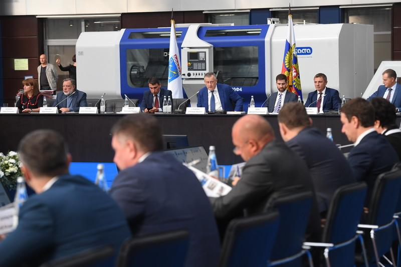 ГКУ АЭРЛО Агентство экономического развития Ленинградской области